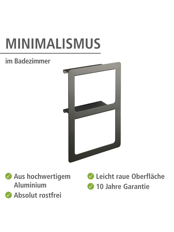 Handtuchhalter Duo Montella, Aluminium, Wandmontage