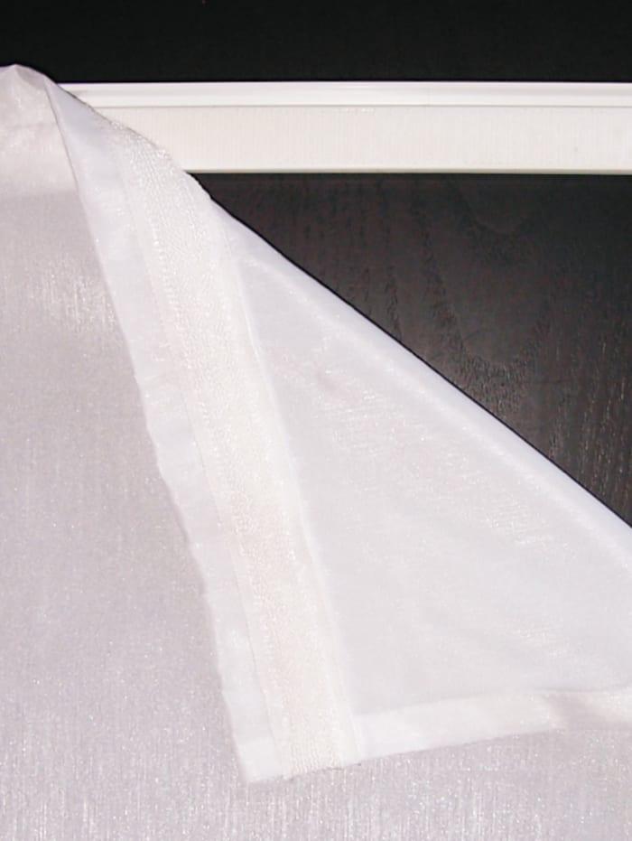 Home Wohnideen Paneelwagen, Weiß