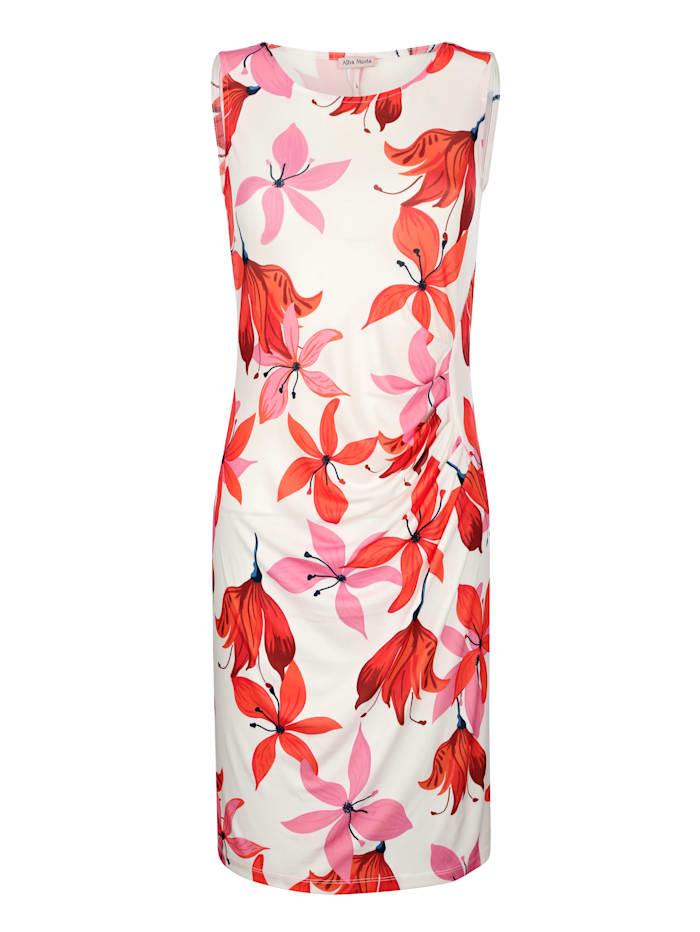 Strandkleid mit attraktivem Blütendruck