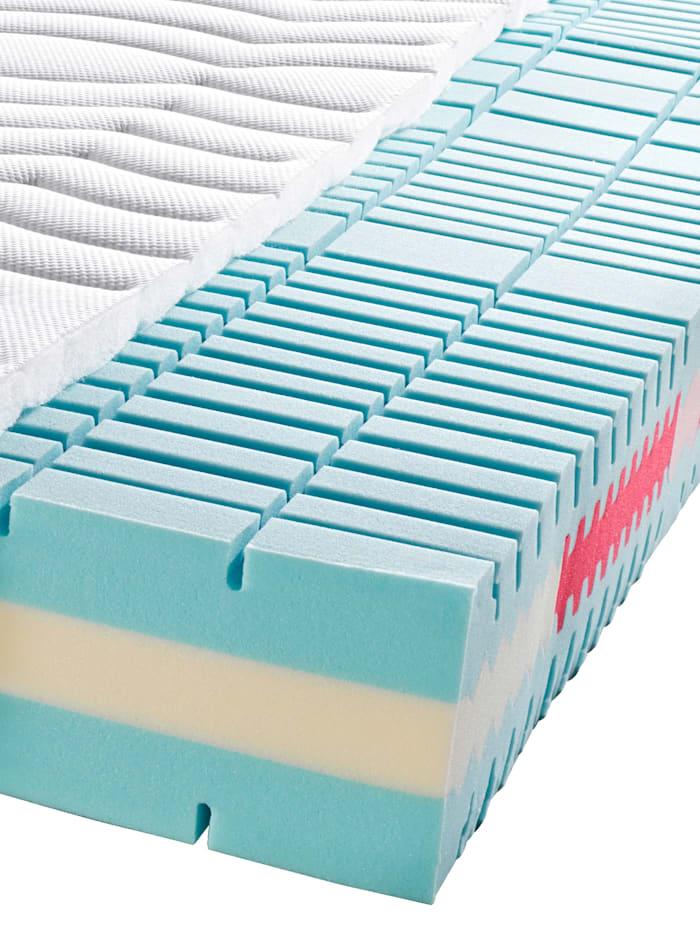 Tonnentaschenfederkern Matratze 'Klimamed PlusT' 7-Zonen