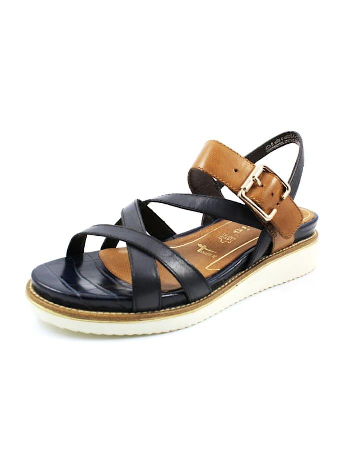 Tamaris Sandale Sandale, schwarz