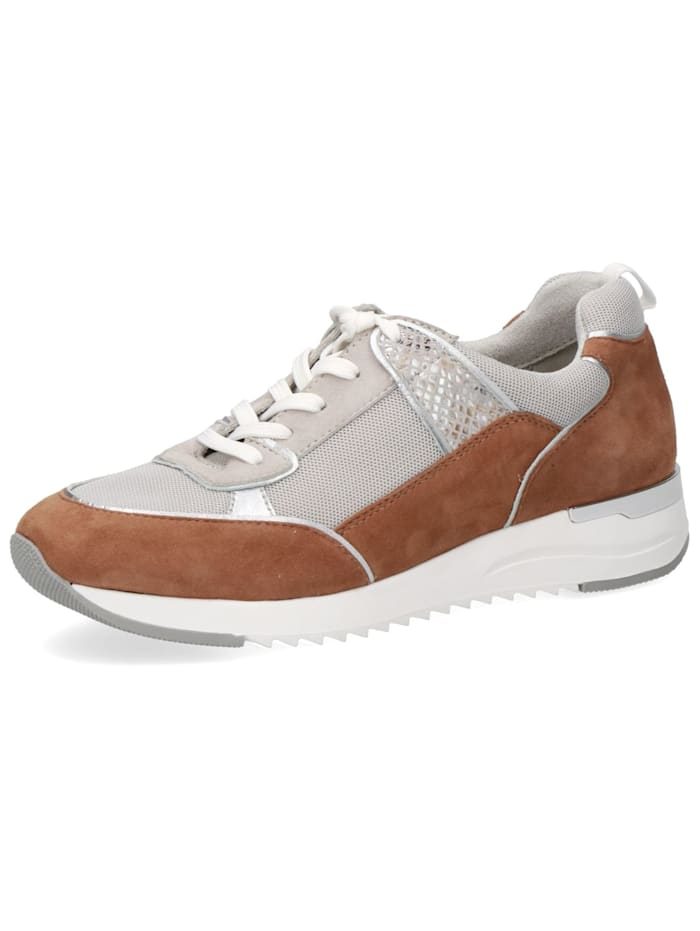 Caprice Caprice Sneaker, Braun/Grau