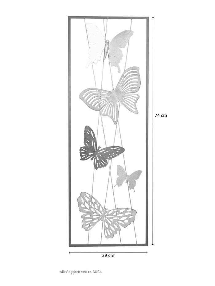 Wanddekoration Schmetterlinge