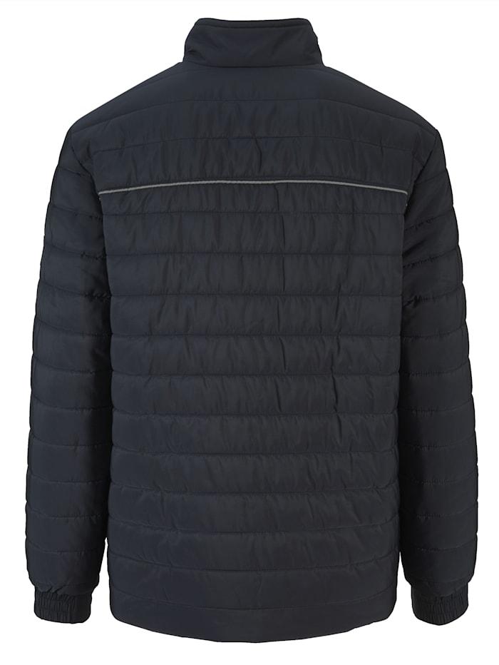 Prošívaná bunda se super jemným dotekem