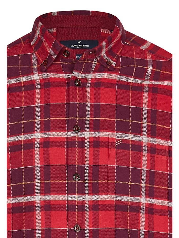 Flanell-Hemd in extraweicher Qualität