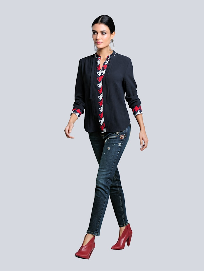 Jeans in klassischer 5-Pocket Form