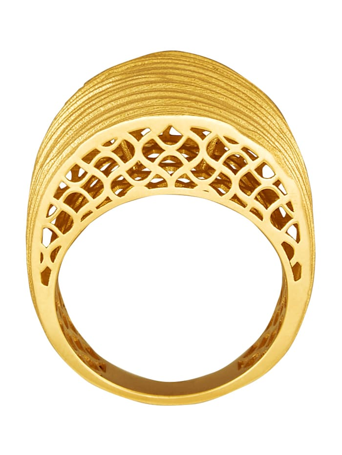 Damenring Gelbgold 585