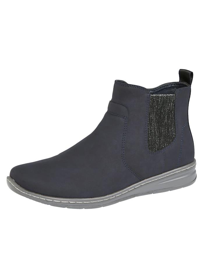 Julietta Chealsea Boot, Blau