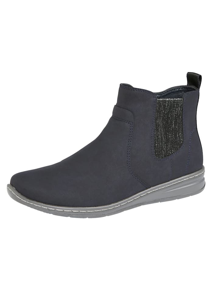 Julietta Chelsea boot, Blauw