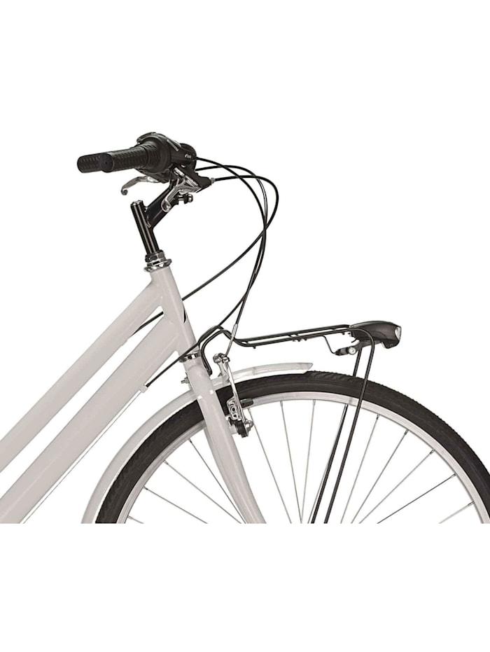 Trekkingbike 28 Zoll  TOURING woman weiß