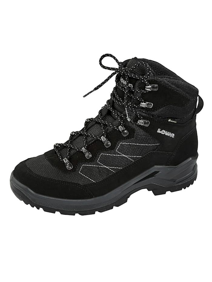 Lowa Chaussures de trekking avec membrane GORE-TEX, Noir