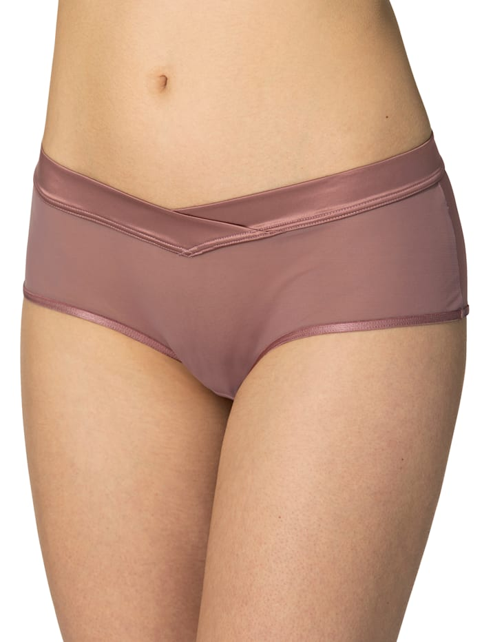 Panty Knickers Doesn't show under clothing