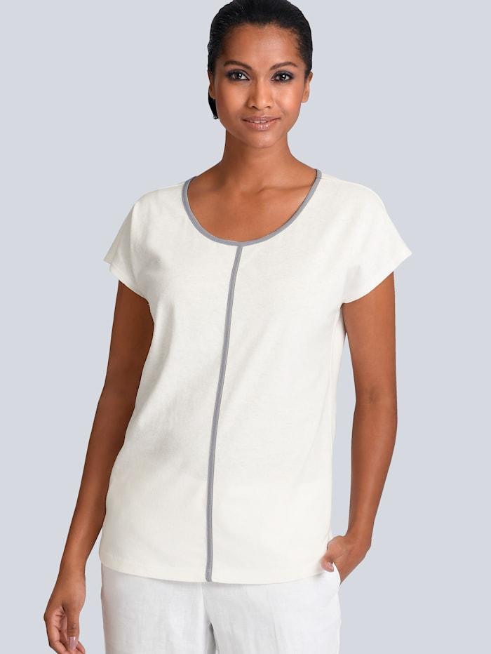 Shirt in schöner Baumwoll-Modalqualität