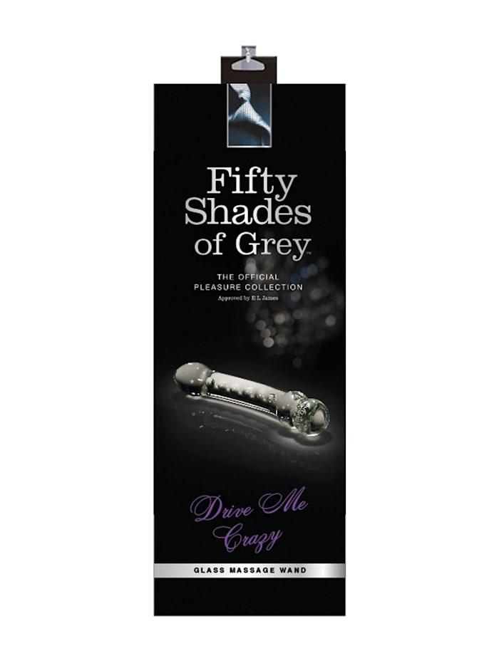Fifty Shades of Grey Dildo Drive Me Crazy, transparent