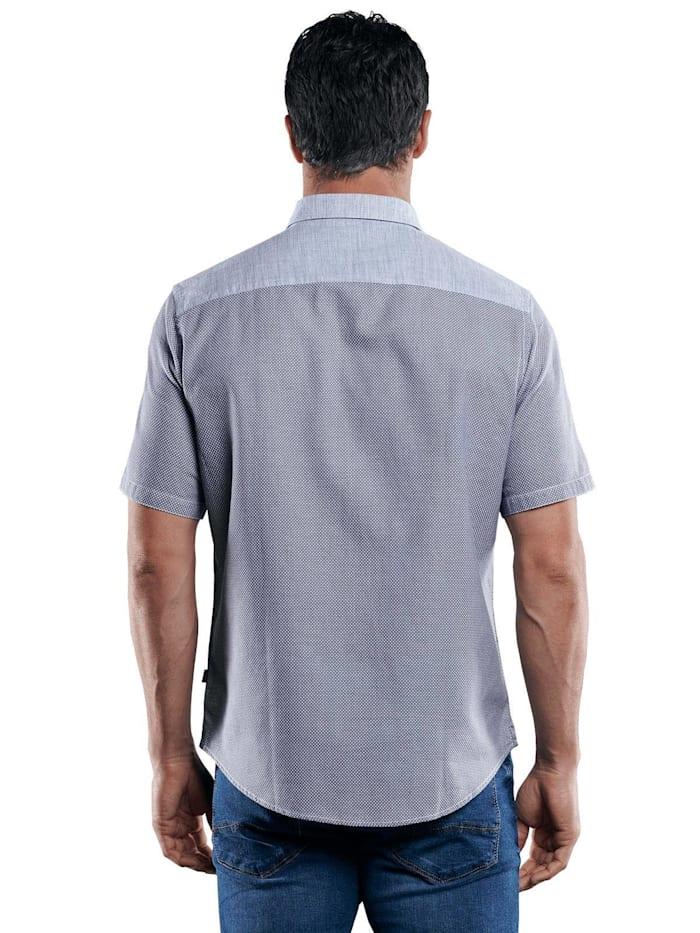 Hemd mit Kontrastware