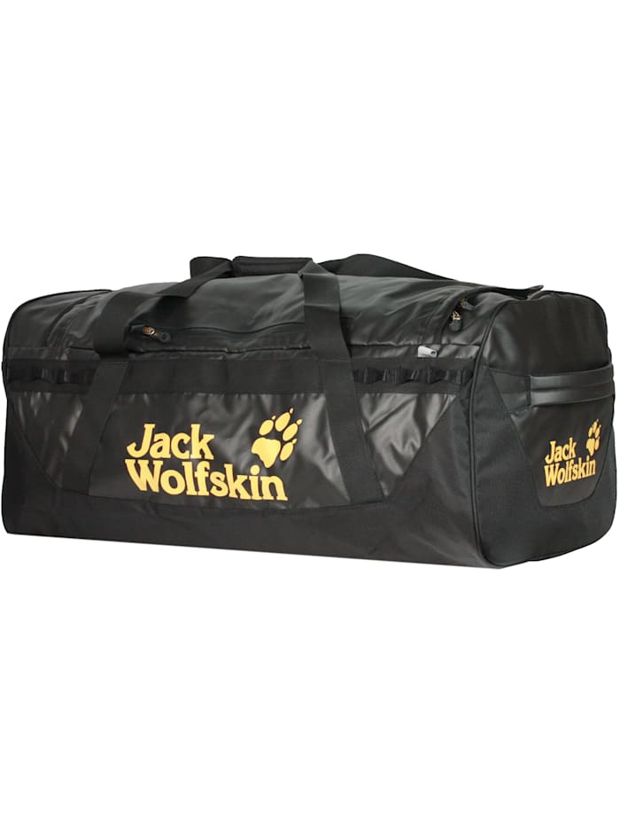Jack Wolfskin Travel Gear Expedition Trunk 130 Reisetasche 84 cm Tragegriff, black