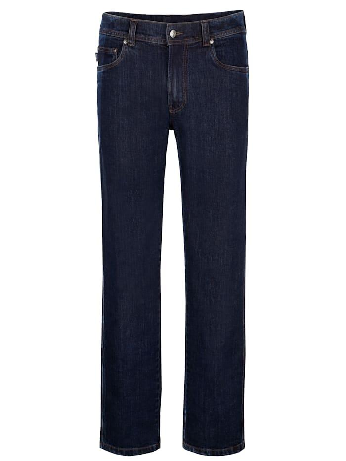 Brühl Jeans van hoogwaardige merkkwaliteit, Dark blue