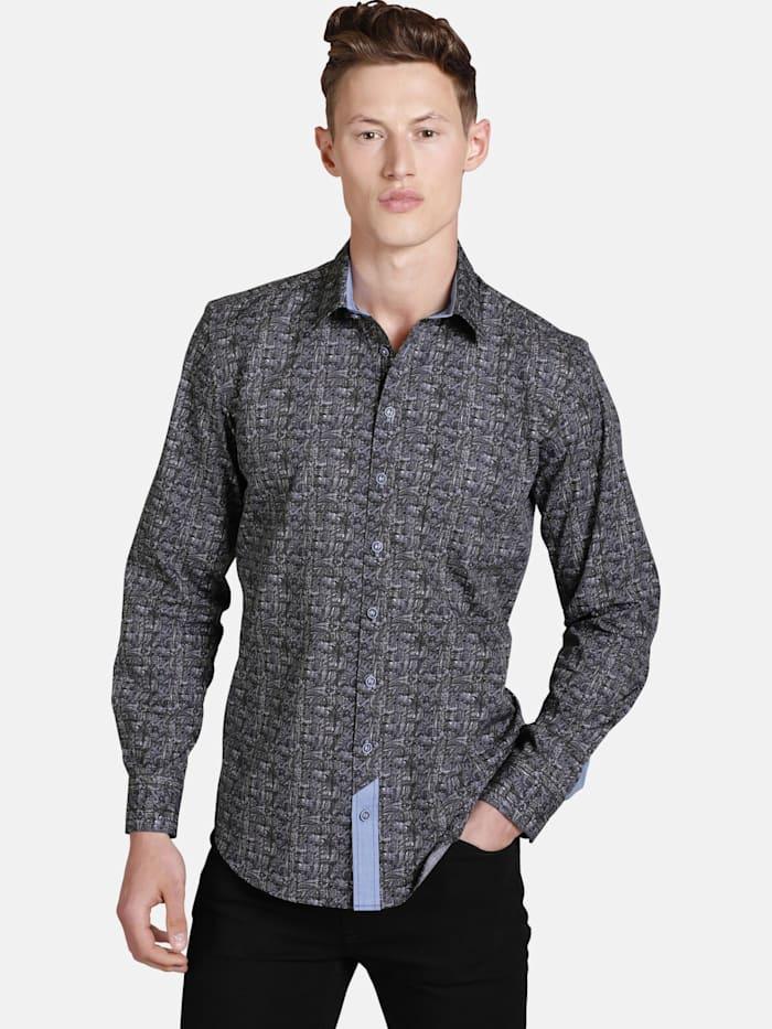 Shirtmaster Hemd wildpaisley