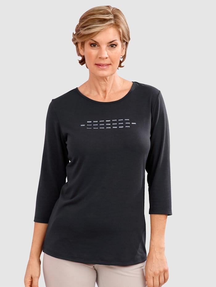 Shirt mit Plättchendekoration