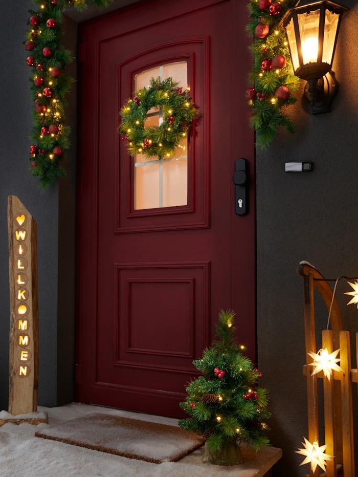 LED-Weihnachtsbäumchen