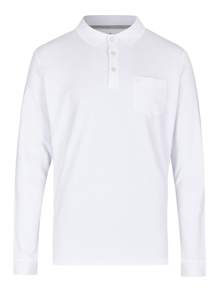 Daniel Hechter Essential Polo-Shirt, white