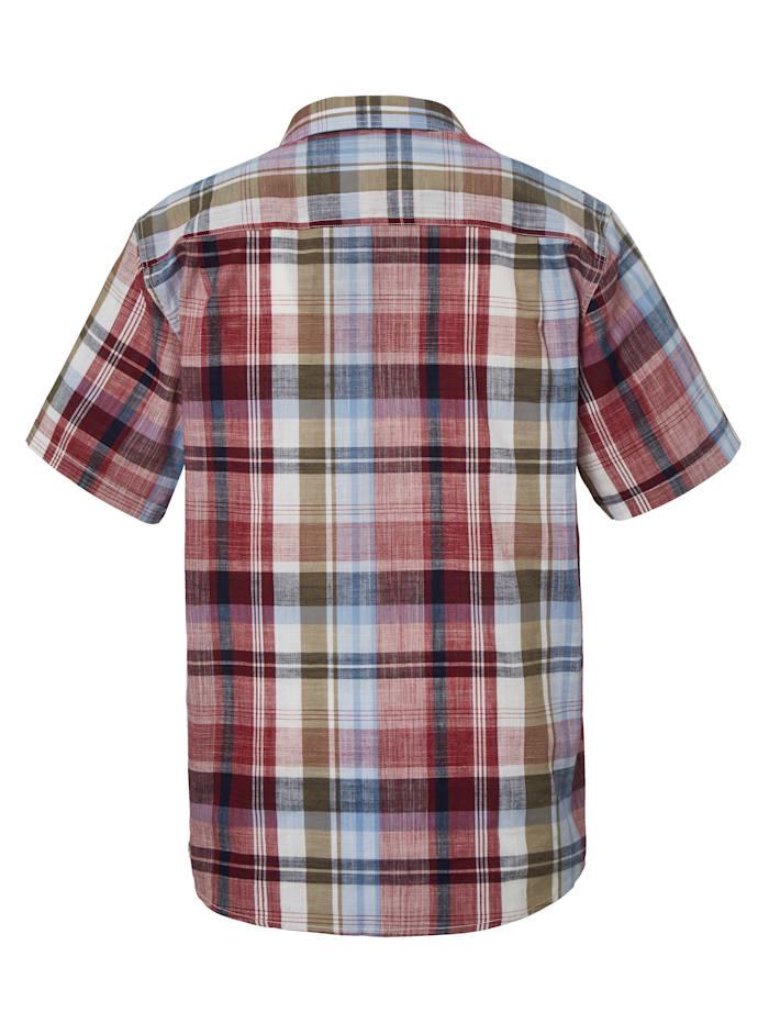 Skjorta i somrigt material