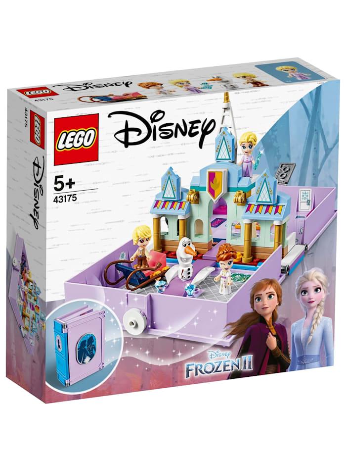 Konstruktionsspielzeug Disney Princess Annas und Elsas Märchenbuch