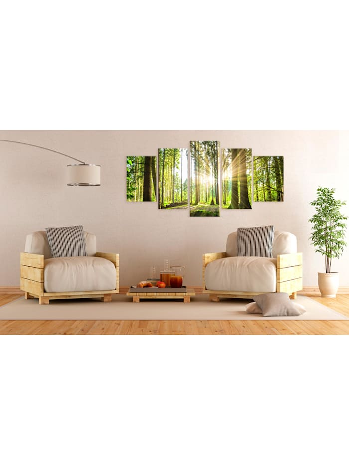 Wandbild Forest Kingdom