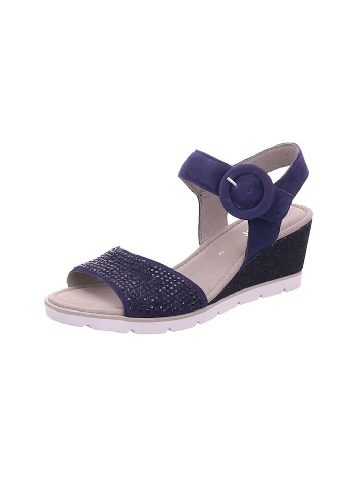 Gabor Sandale von Gabor, blau