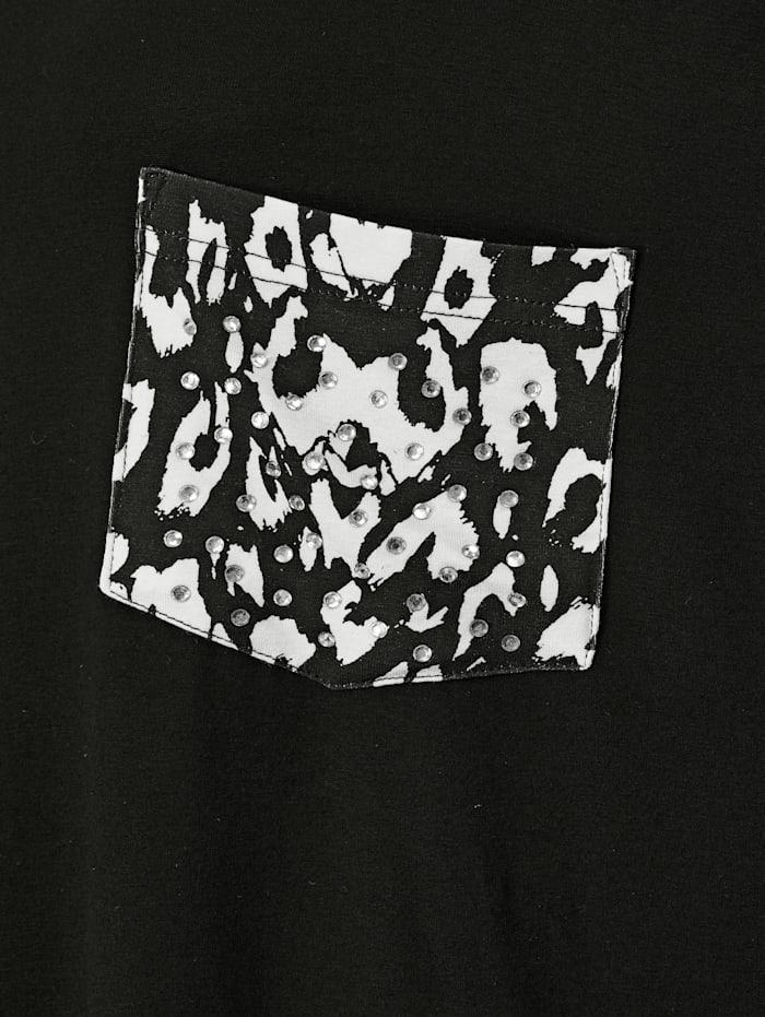 Shirt mit Brusttasche