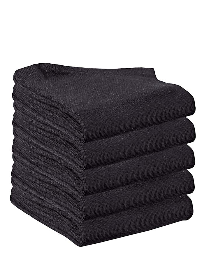 Chaussettes confortables 5 paires