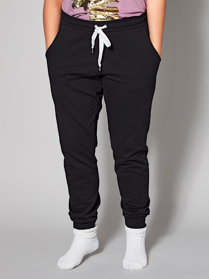 Angel of Style Sweatpants, Svart