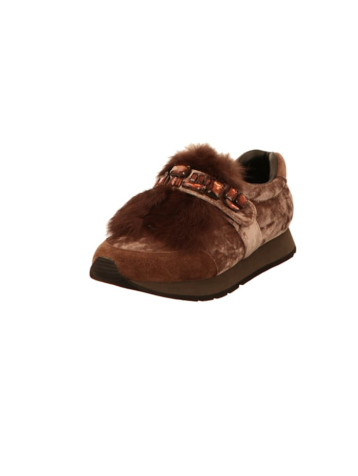 Alma en Pena Sneakers, braun