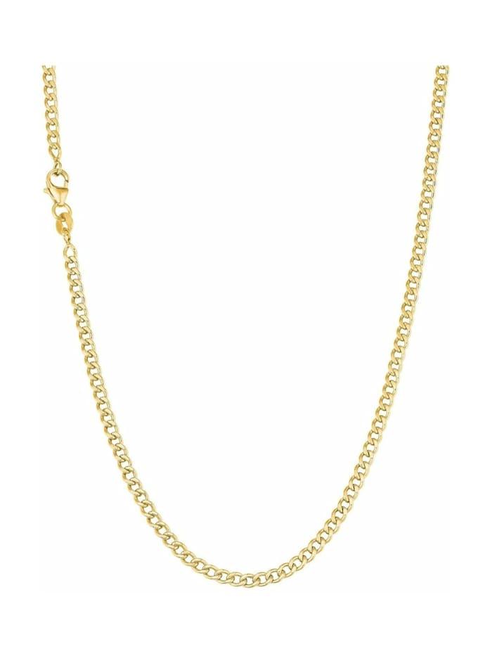 amor Halskette für Damen, Gold 375, Gold