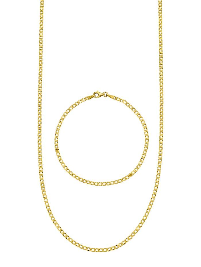 Diemer Gold Korusetti, 2-os., Keltakullanvärinen