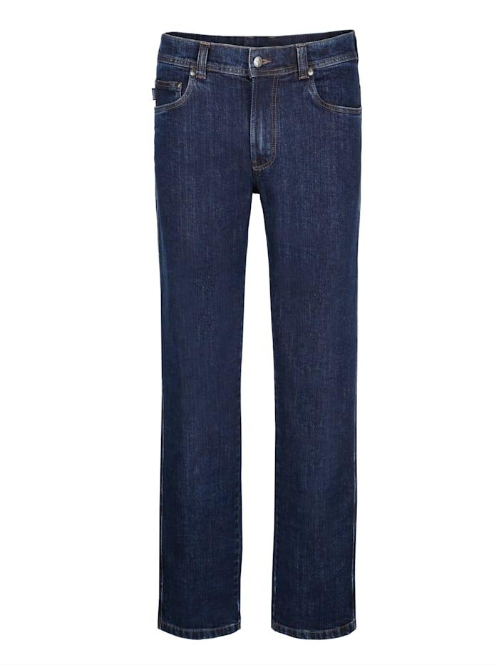 Brühl 5-Pocket Jeans in hochwertiger Marken-Qualität, Blue stone