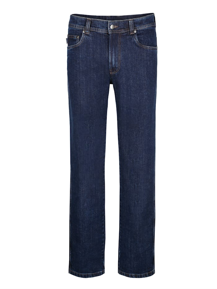 Brühl Jeans van hoogwaardige merkkwaliteit, Blue stone