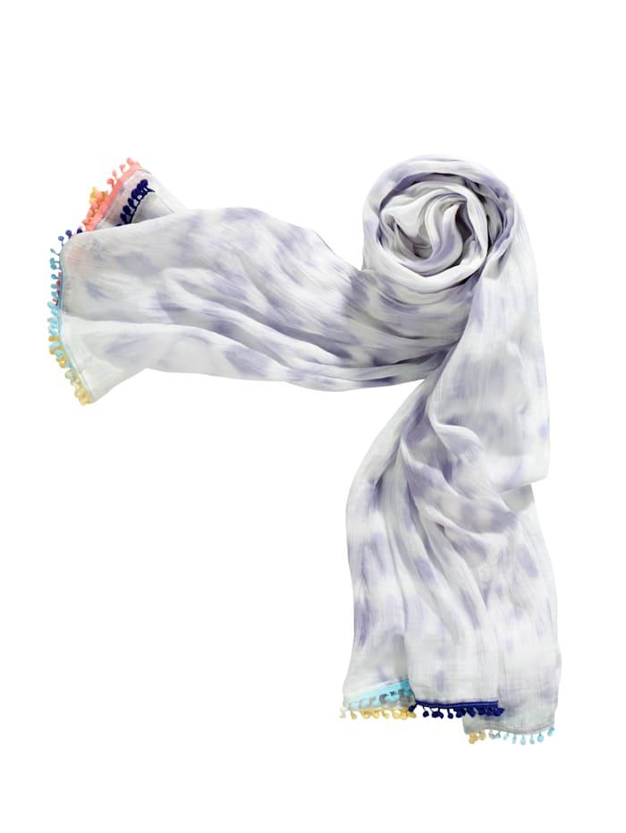 SIENNA Schal, blau