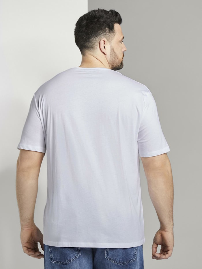 "T-Shirt mit ""New York"" Print"