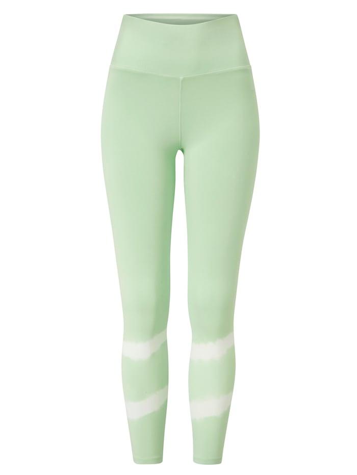 MANDALA Yoga-Leggings, Mintgrün