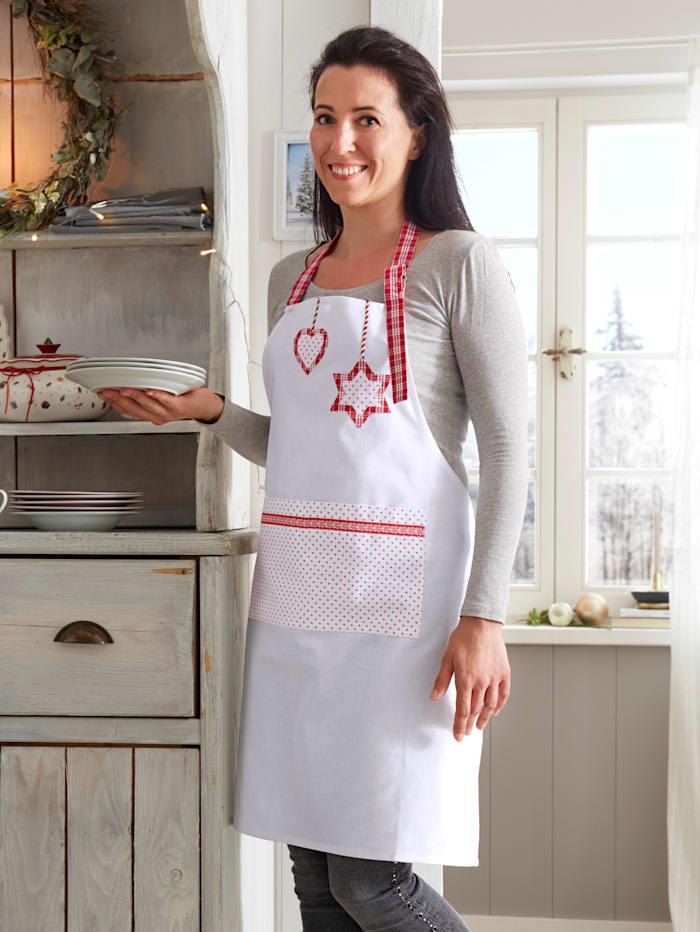 Küchenschürze 'Bernadette'