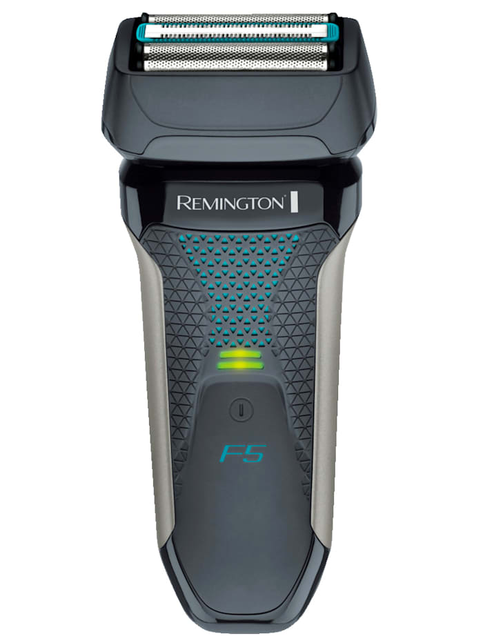 Remington REMINGTON® F5 Style Folienrasierer F5000, grau/türkis