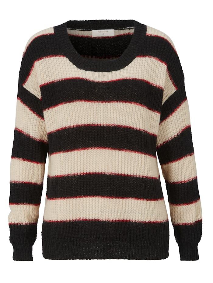 Cream Pullover, Beige