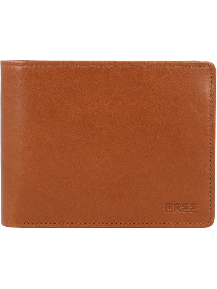 Bree Oxford 114 Geldbörse Leder 12 cm, arganoil