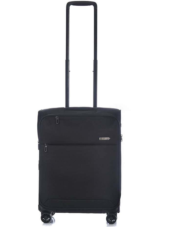 Epic Discovery Neo 4-Rollen Kabinentrolley 55 cm, black