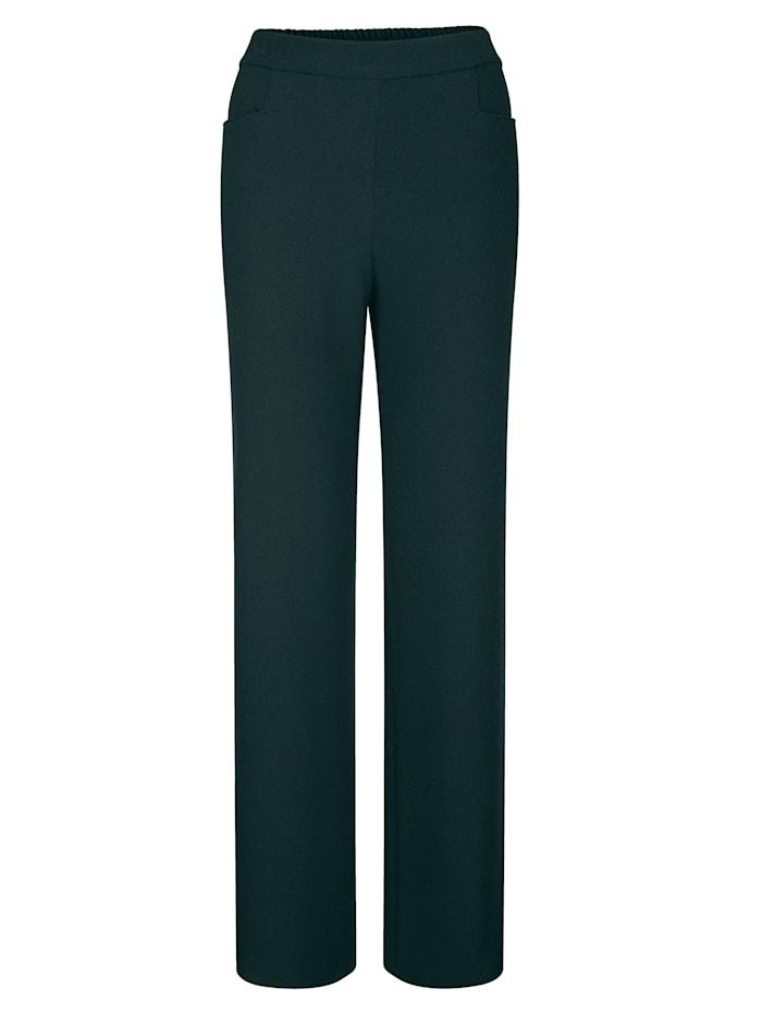 Pantalon à jambes amples