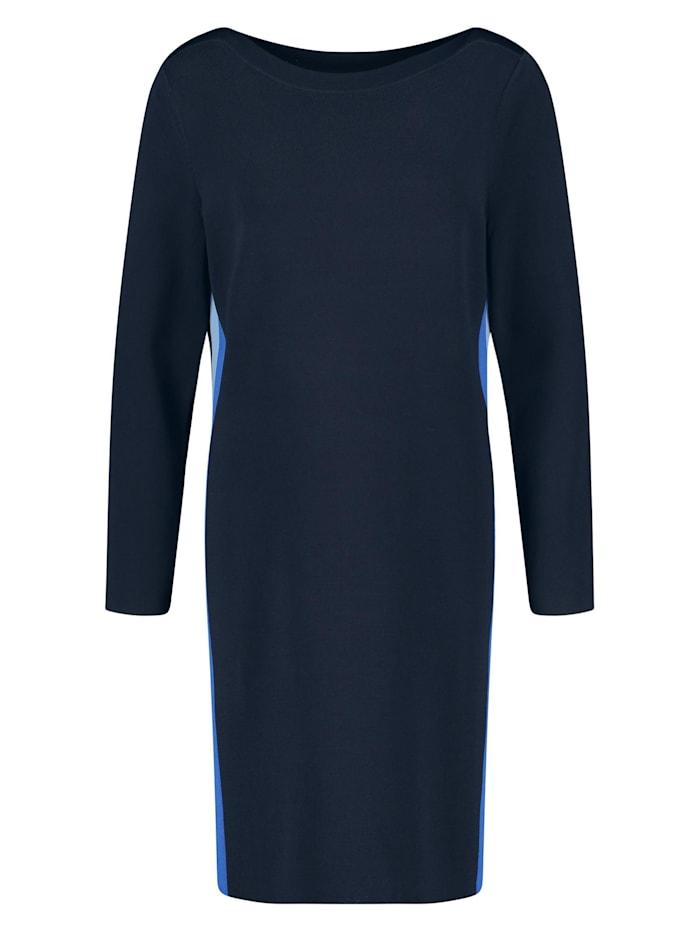Gerry Weber Kleid aus feinem Strick, Dark Navy