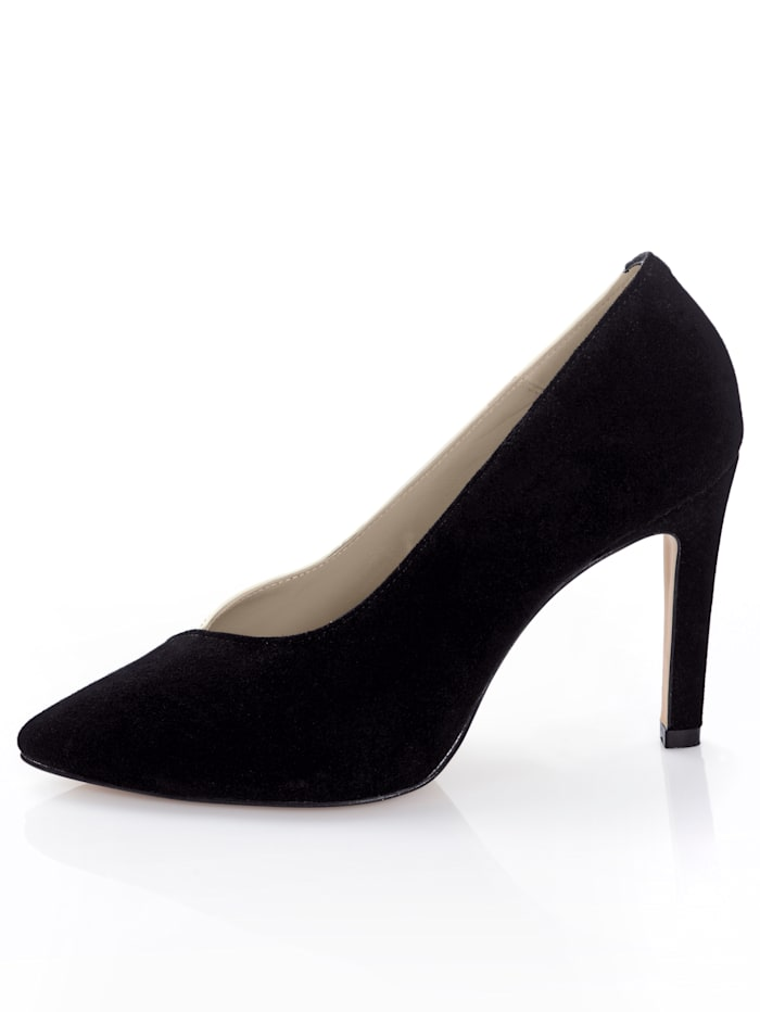 Court Shoes in elegant colours