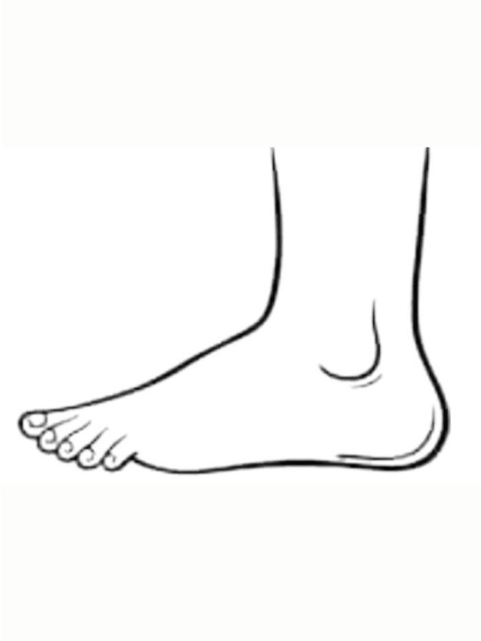Knöchel-Strumpf