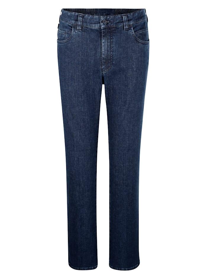 Brühl Jeans van merkkwaliteit, Blue stone